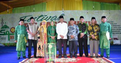 FSQ XVI Tingkat Kabupaten Sergai Resmi Ditutup