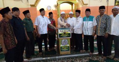 Tim Safari Ramadhan Pemkab Sergai Kunjungi Mesjid Al Falah Dolmas