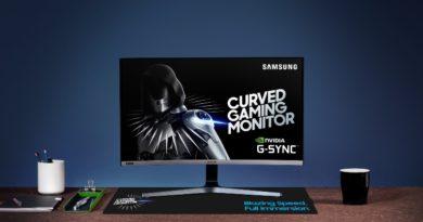 Samsung Luncurkan Monitor Melengkung 27 Inchi Untuk Gamer