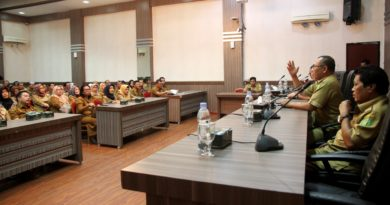 Wakil Wali Kota Minta Sekolah Terapkan Gerakan LISA