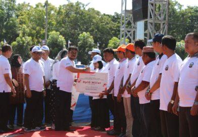 Sumut Defisit Daging, Menteri Pertanian Launching Si Komandan