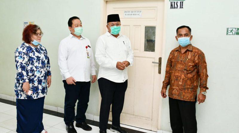 Tangani Covid-19, Pemkab Sergai Gandeng Beberapa RS Swasta