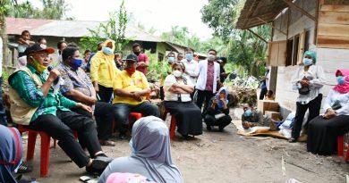 Melalui Program GEMAS, Pemkab Sergai Bedah Rumah Warga Penyandang Disabilitas