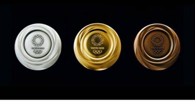 Medali Olimpiade Tokyo 2020Terbuat Dari Limbah Elektronik