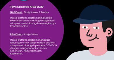 """Gojek dan AJI Indonesia Gelar Penghargaan Karya Jurnalistik """"Kreasi Pewarta Anak Bangsa 2020"""""""