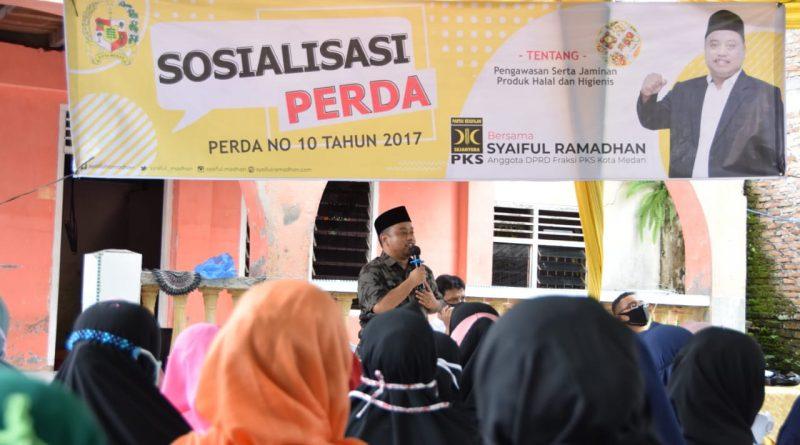 Memuat Informasi Penting,  Perda Jaminan Produk Halal Higienis Wajib Dipahami Warga