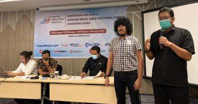 Agoez Perdana dan Asriafin Soekarman Pimpin AMSI SUMUT Periode 2021 – 2024