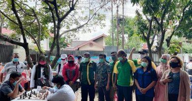 Sukses Gelar Porwil Catur VII, Dr.Hj.Fitriani Manurung : Ini Sarana Ciptakan Atlit Berprestasi