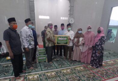 Tim Safari Ramadhan Pemkab Sergai Kunjungi Mesjid Al Barokah Sei Bamban