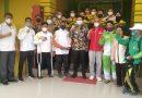 Adlin Tambunan Janji Hadiahi Atlet Sergai Peraih Emas di PON Papua Sepeda Motor
