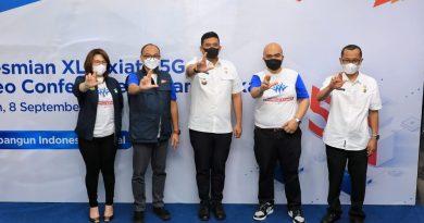 Luncurkan Jaringan 5G, Bobby Nasution berharap Teknologi digital dapat membantu masyarakat di masa Pandemi