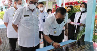Pemko Medan Abadikan Nama Prof.dr, Harun Rasyid Lubis Jadi Ruangan Haemodialisis di RS dr Pirngadi