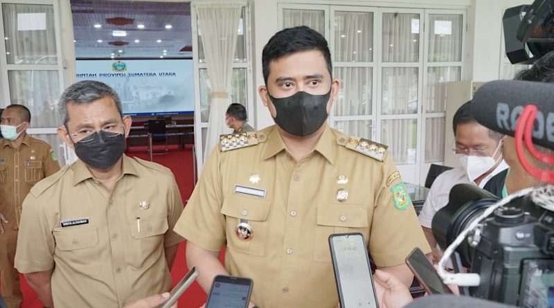 Bobby Nasution Yakin PPKM Kota Medan Turun ke Level III